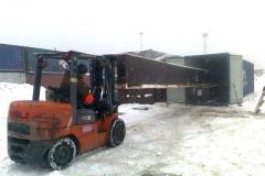 Отправка грузов из Москвы:контейнерные перевозки